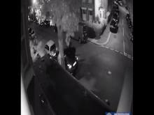Long Lane robbery CCTV