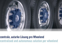 BPW AirSave - the new tire pressure monitoring system