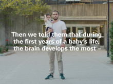 Baby Talk For Dads 30 sec EN sub