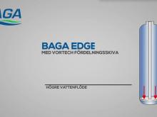 Baga Edge med Vortech fördelningsskiva