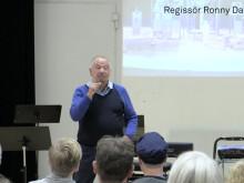 SPELMAN PÅ TAKET, REPVECKA #1