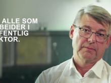 Morten Andreas Meyer er konferansier på Samfunnskonferansen 2018