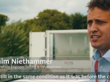 Henkel Car Crash Test Event Muenster