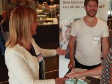 Möt Anette Olausson och Nicklas Wiltman besöksvärdar i BNI