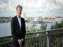 Betydelsen av Sveriges hamnar - reportage av journalisten Pelle Törnberg