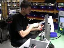 Tillverkning av Calix motorvärmare