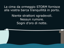 (IT) Cima da ormeggio STORM di PolyRopes