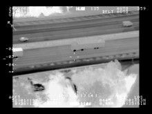 Footage from the Police Helicopter [NPAS]