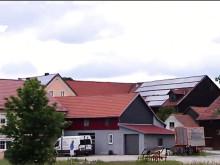 Oberpfalz TV - Nachrichtenbeitrag zu Netzbaumaßnahmen in der Oberpfalz