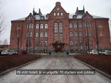 Elite Hotel välkomnar nya elever till branchen