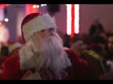 Invigning av Jul på Kungsmässan!