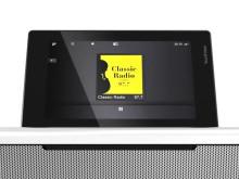 Loewe SoundVision - med revolutionerende touch display og mageløs lydkvalitet.