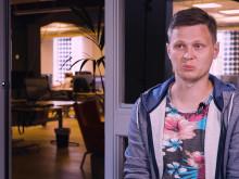Möt Andreas Boldizar, systemutvecklare och mjukvaruarkitekt på Pulsen Retail