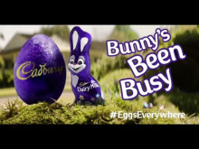 Cadbury UK Dawn Easter Bunny (30 sec)