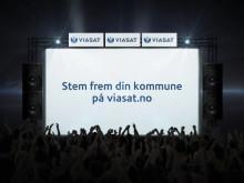 Viasat flytter festen til Norge