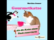 Interview mit der Autorin Martina Jenner - Buch Goumet-Katze … am 10.01.13 - Funsider-Radio