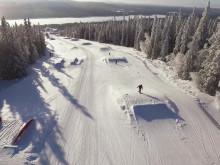 Vinter i Lofsdalen