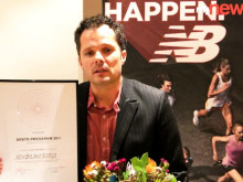 New Balance – Årets Nyhetsrum 2011