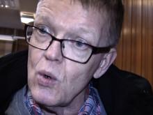 Gunnar Wetterberg talar om Norden begreppet
