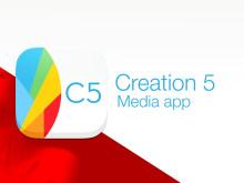 Creation 5 - Going Global