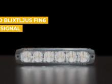 LED Blixtljus FIN6