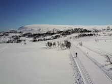 Nordic Ski - 300 kilometer längdskidåkning