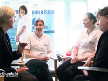New nursing course launch