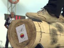 Juniorvärldsmästerskapen i Timbersports 2017