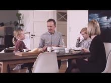 AKUART HOME case: Spisestue i gammel Vanløse-villa