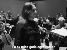 Makten och härligheten - film från repetitionerna