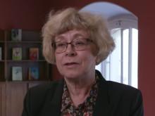 Intervju / kommentar från juryns Boel Westin
