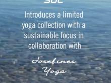 Hållbart producerad yogalinje