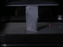 3D-printing av side scuttle med namn