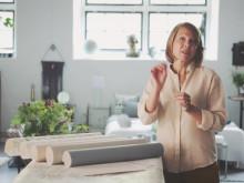 Soft Feelings - Boråstapeter i kreativt samarbete med Emma von Brömssen