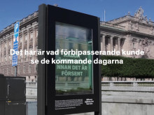 Video: Se när algerna tar över Östersjöakvarium på bara tio dagar