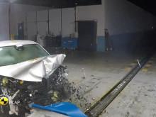 Renault Clio Euro NCAP testing montage May 2019