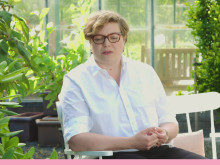 Kinnarps Next Care - samtal Lisa Wänström