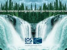 Dubbel styrka: Telge Kraft är nu LOS Energy