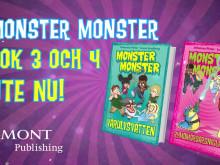 Boktrailer Monster monster bok 3 och 4