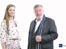 """Informationsvideo der Initiative """"Glasfaser für Senden"""" mit Harry Wijnvoord und Linda Niewerth"""