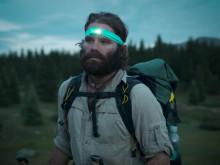 Smarta och lätta BioLite HeadLamp kan du ladda medan du springer