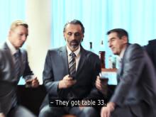 Mannen från 3 - Table 33