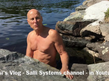 Vessi´s Vlog: Swimming after exercise and exercises in the water
