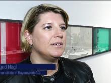 """""""Der beste Ort, um zu lernen"""" - Bayernwerk erhält Zertifikat für Ausbildungsqualität, Berichterstattung Isar TV"""