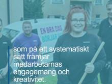 Utmärkelsen Svensk Kvalitet 2020