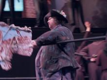 Premiärkänning på Folkoperan  - humor, färg och starka känslor i Don Quijote.