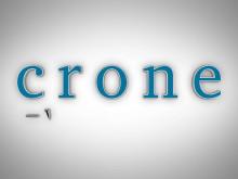 Crone Logo film