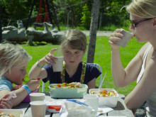 Nyhet! Klatrepark i Trysil sommeren 2017