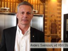 """Anders Svensson om de höga bostadspriserna: """"Det är inte en sund utveckling"""""""