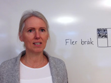Fler bråk i matematikundervisningen med Caroline Nagy
